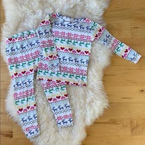 Baby GAP pajamas, size 3T